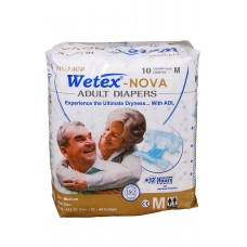 Wetex Nova Adult Diapers Premium