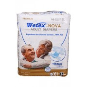 Wetex Adult Diapers Extra Large