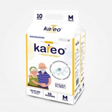 Kareo Adult Diapers -Medium (28-44 Inches, 71.12 -111.76 cms)