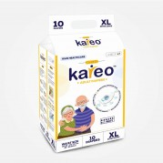 Kareo Adult Diapers -  Extra Large (48-68 Inches, 121.92 - 172.72 cms)