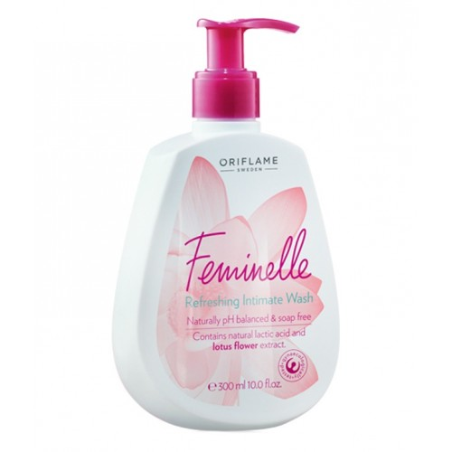 Oriflame Feminelle Soothing Intimate Wash 300ml