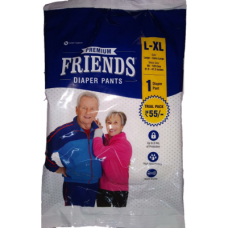 Friends Adult Pull Ups  - Single Pieces - L-XL
