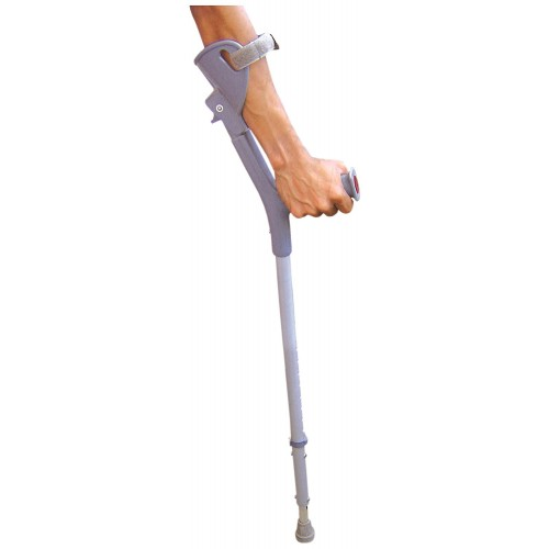 Vissco Invalid Elbow Crutches (Movable Elbow Support)