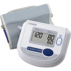 Citizen CH-453 Blood Pressure Monitor (White)