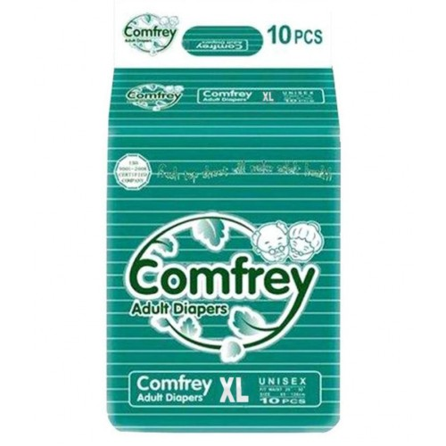 "Comfrey Adult Diapers Extra Large (50""-65"")"