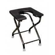 Elegant Life Comfort Folding Commode stool