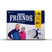 Friends Adult Pull Ups - Large - Extra large