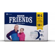 Friends Adult Pull Ups - Medium - Large (M-L)
