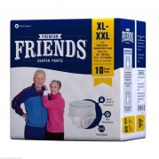 Friends Adult Pull Ups Extra large - Extra Extra Large (XL - XXL)