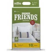 Friends Adult Under Pads Ultrathin (Green)