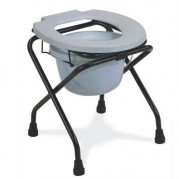 KosmoCare Premium Imported Commode Stool with commode bucket