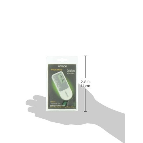 omron hj 320 pedometer instructions