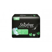 Stayfree Advanced All Nights Soft Ultra-thin XL (with wings, 7 pads)